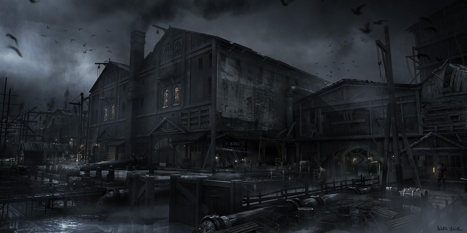 Thief se rozhodl ukázat v gameplay traileru 88704