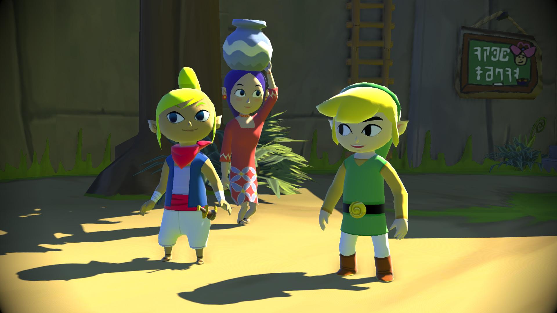 The Legend of Zelda: Wind Waker HD – poučení z minulosti 88716