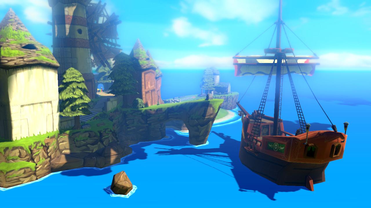 The Legend of Zelda: Wind Waker HD – poučení z minulosti 88717