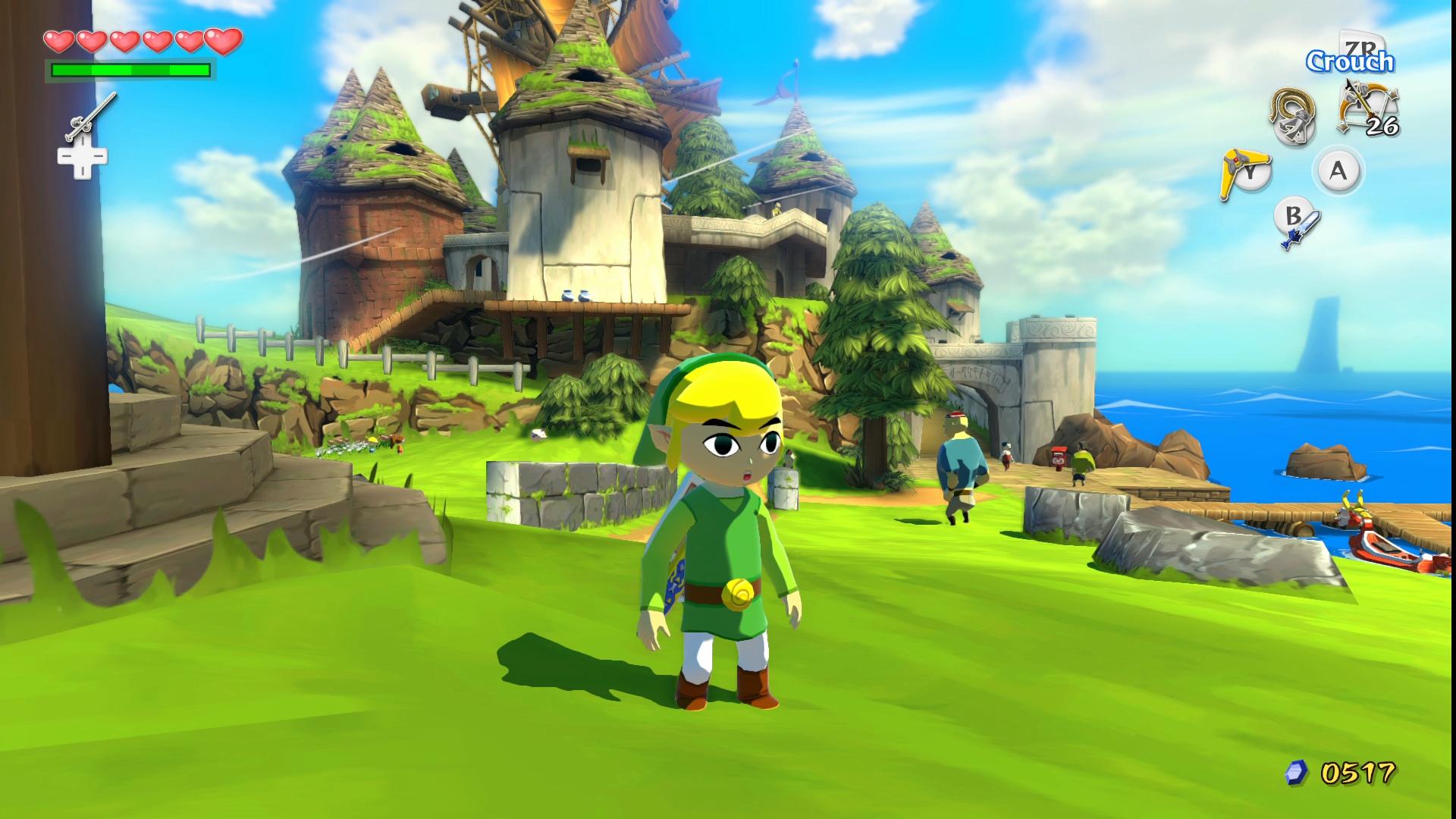 The Legend of Zelda: Wind Waker HD – poučení z minulosti 88719