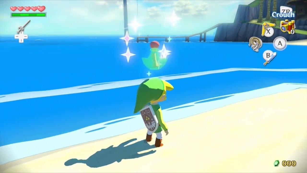 The Legend of Zelda: Wind Waker HD – poučení z minulosti 88720