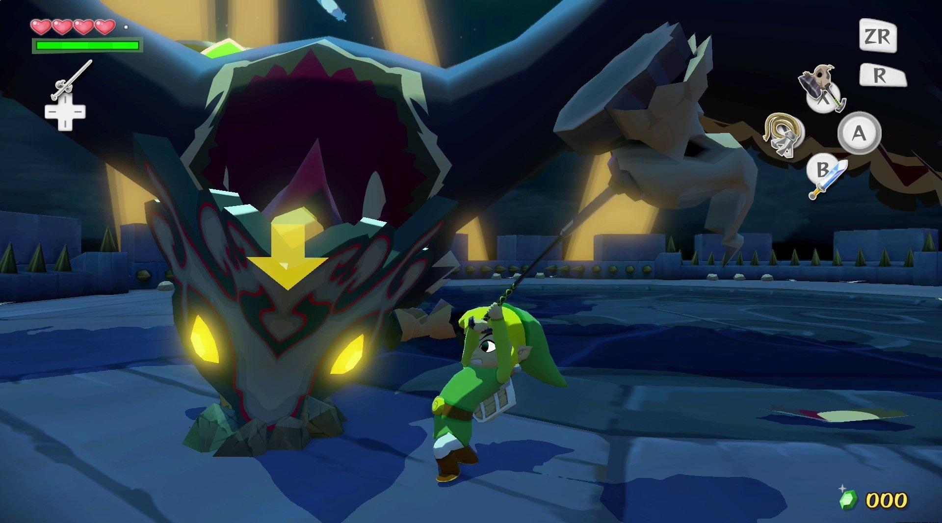 The Legend of Zelda: Wind Waker HD – poučení z minulosti 88722