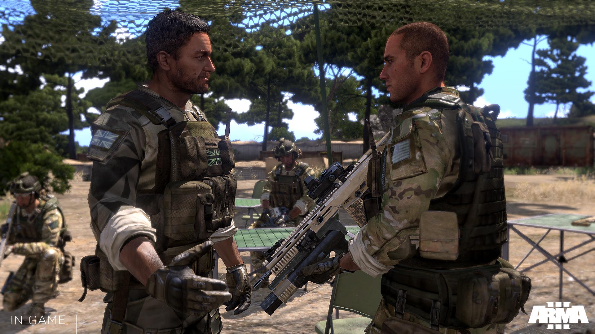 První část kampaně Army 3 vyjde 31. října 88736