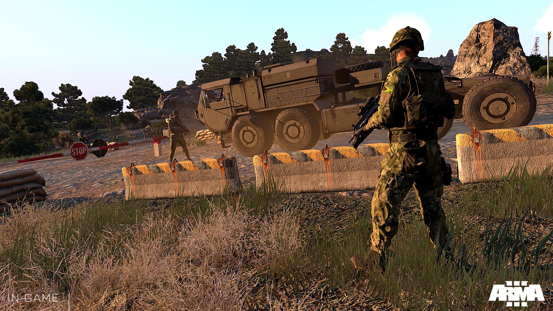 První část kampaně Army 3 vyjde 31. října 88737