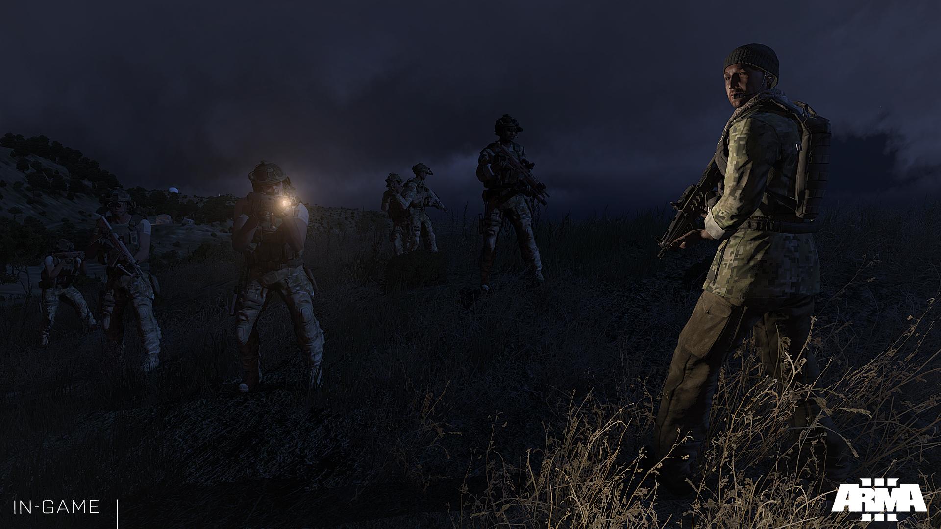 První část kampaně Army 3 vyjde 31. října 88739