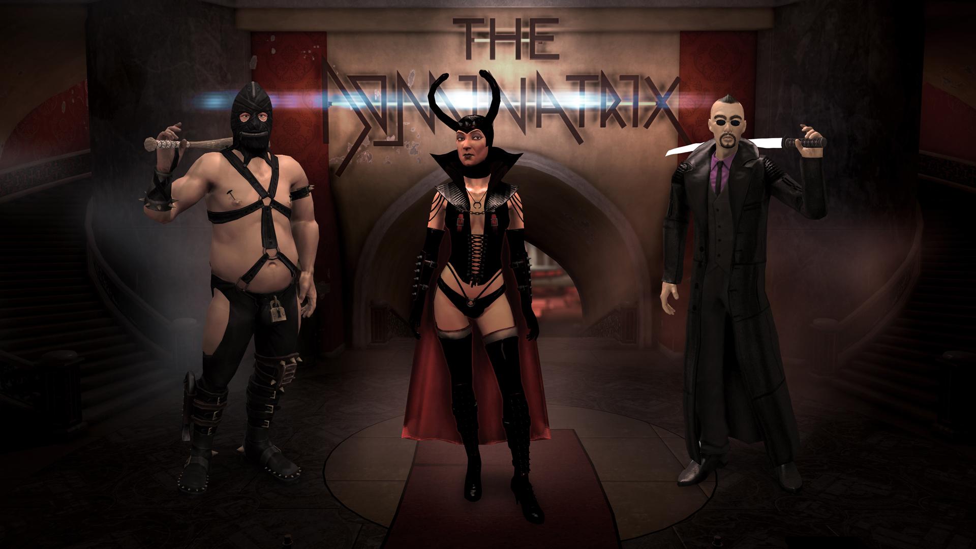 Obrázky z Enter the Dominatrix DLC k Saints Row 4 88771
