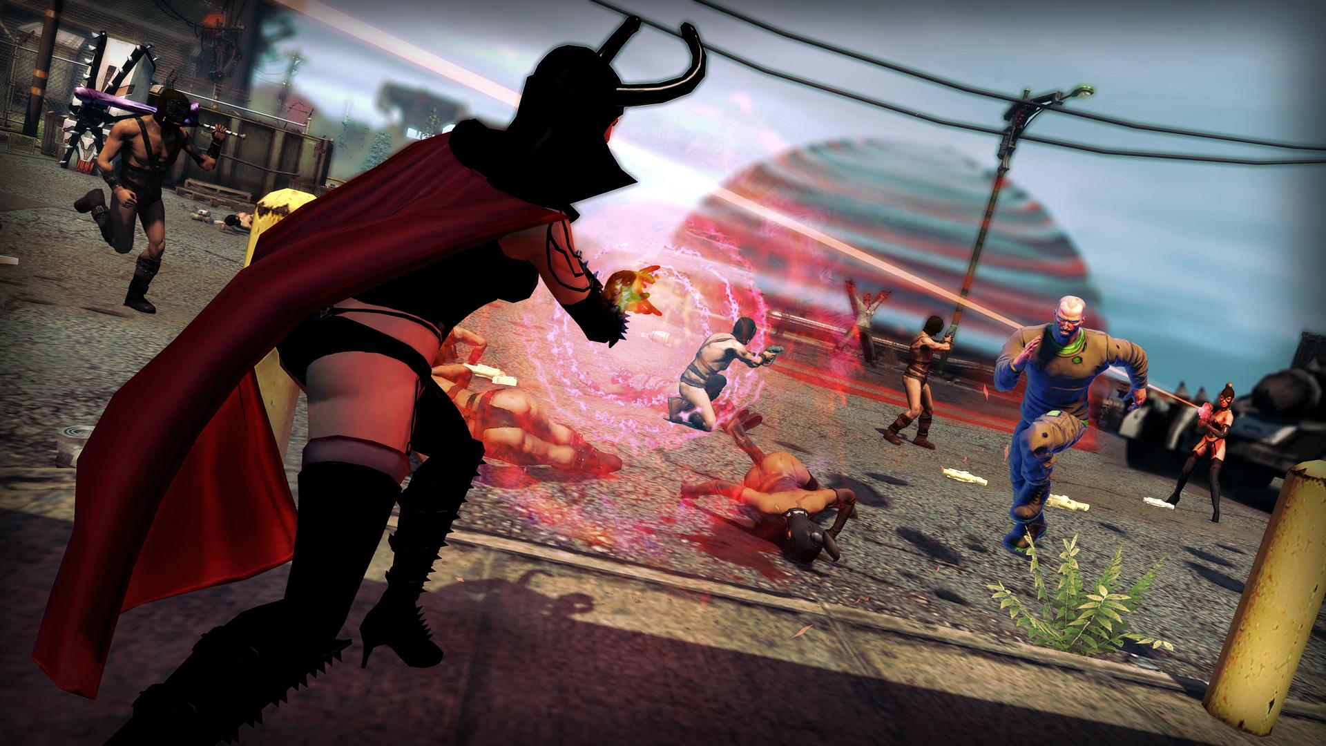Obrázky z Enter the Dominatrix DLC k Saints Row 4 88773