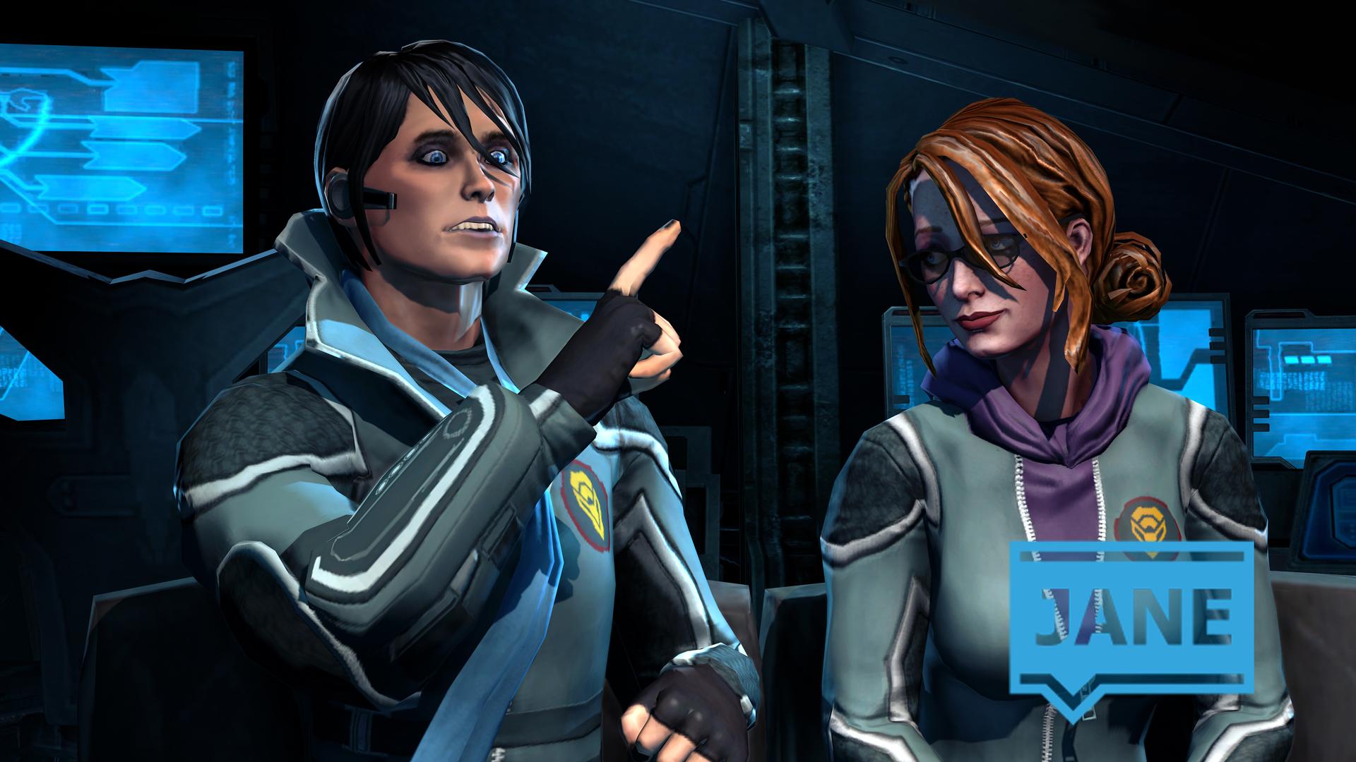 Obrázky z Enter the Dominatrix DLC k Saints Row 4 88775