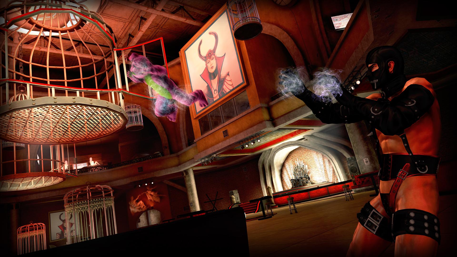 Obrázky z Enter the Dominatrix DLC k Saints Row 4 88776