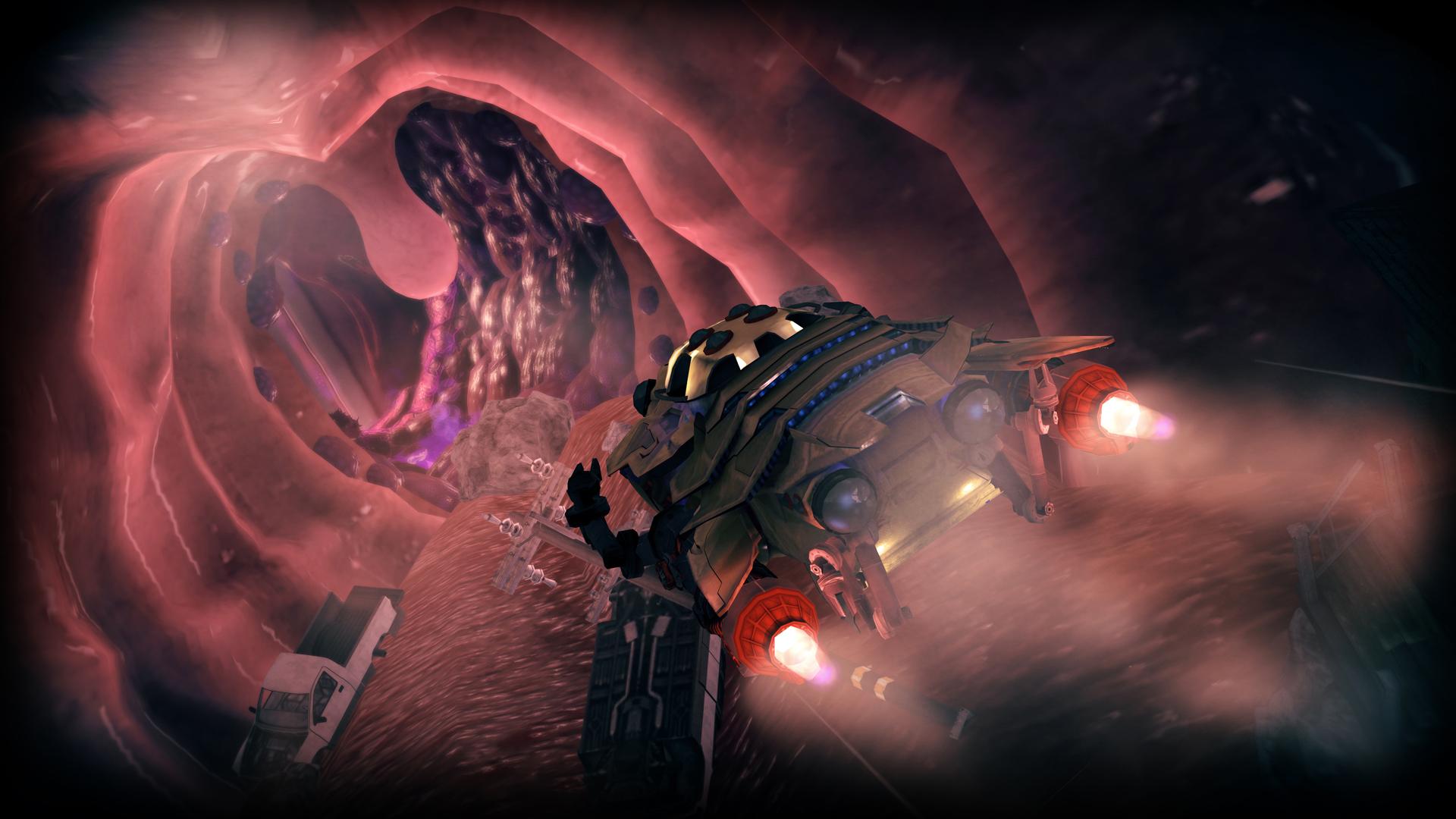 Obrázky z Enter the Dominatrix DLC k Saints Row 4 88777