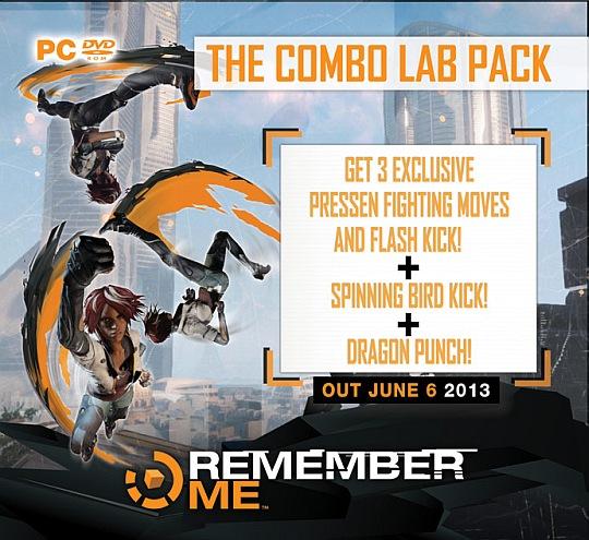 PC verzi Remember Me koupíte ve slevě 88788