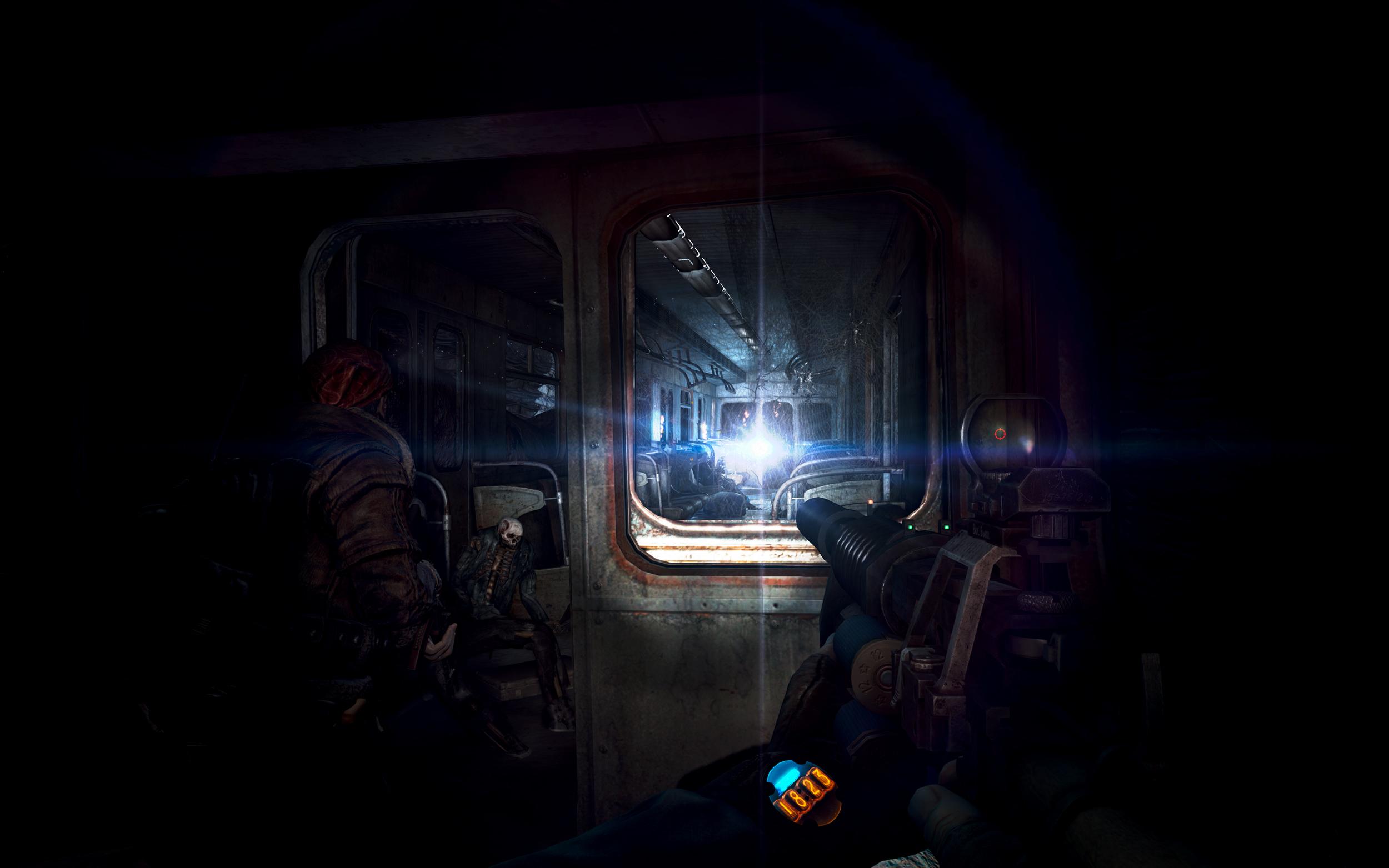 Ještě obrázky z posledního rozšíření pro Metro: Last Light 88837