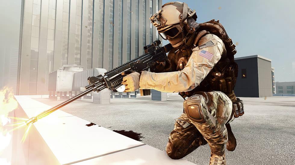 Battlefield 4 - singleplayer i multiplayer 88841