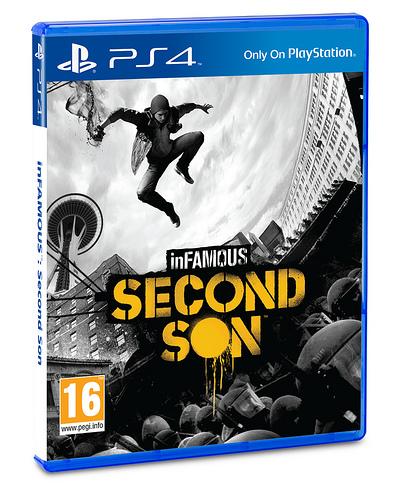 Odhalena sběratelská a speciální edice inFamous: Second Son 88898