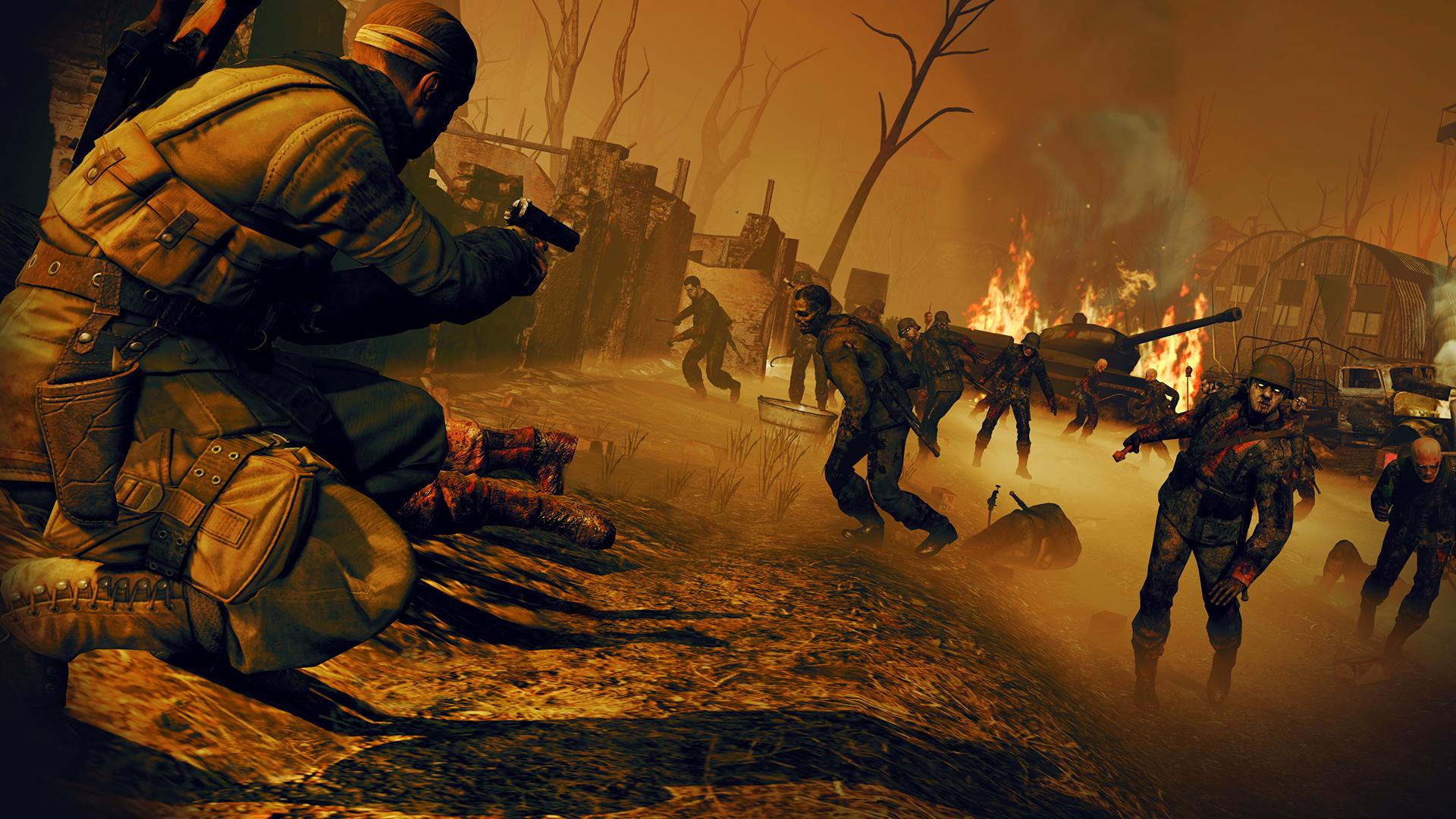Sniper Elite: Nazi Zombie Army 2 vyjde na Halloween 89043