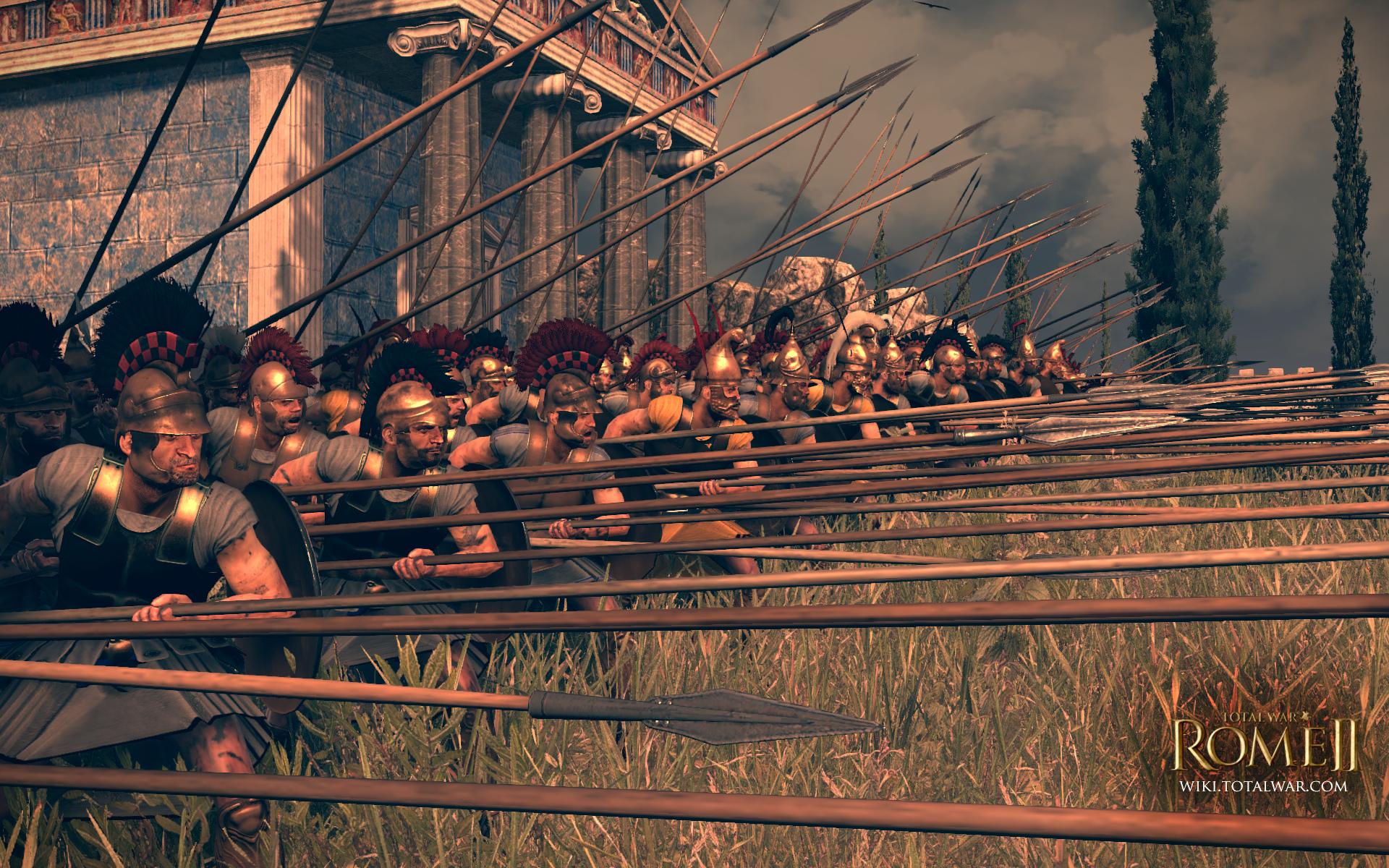 Pátý patch přinesl do Total War: Rome 2 novou frakci 89055