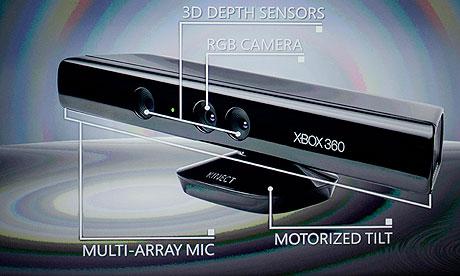 Kinect je opravdu unikátní, říká Microsoft 8906