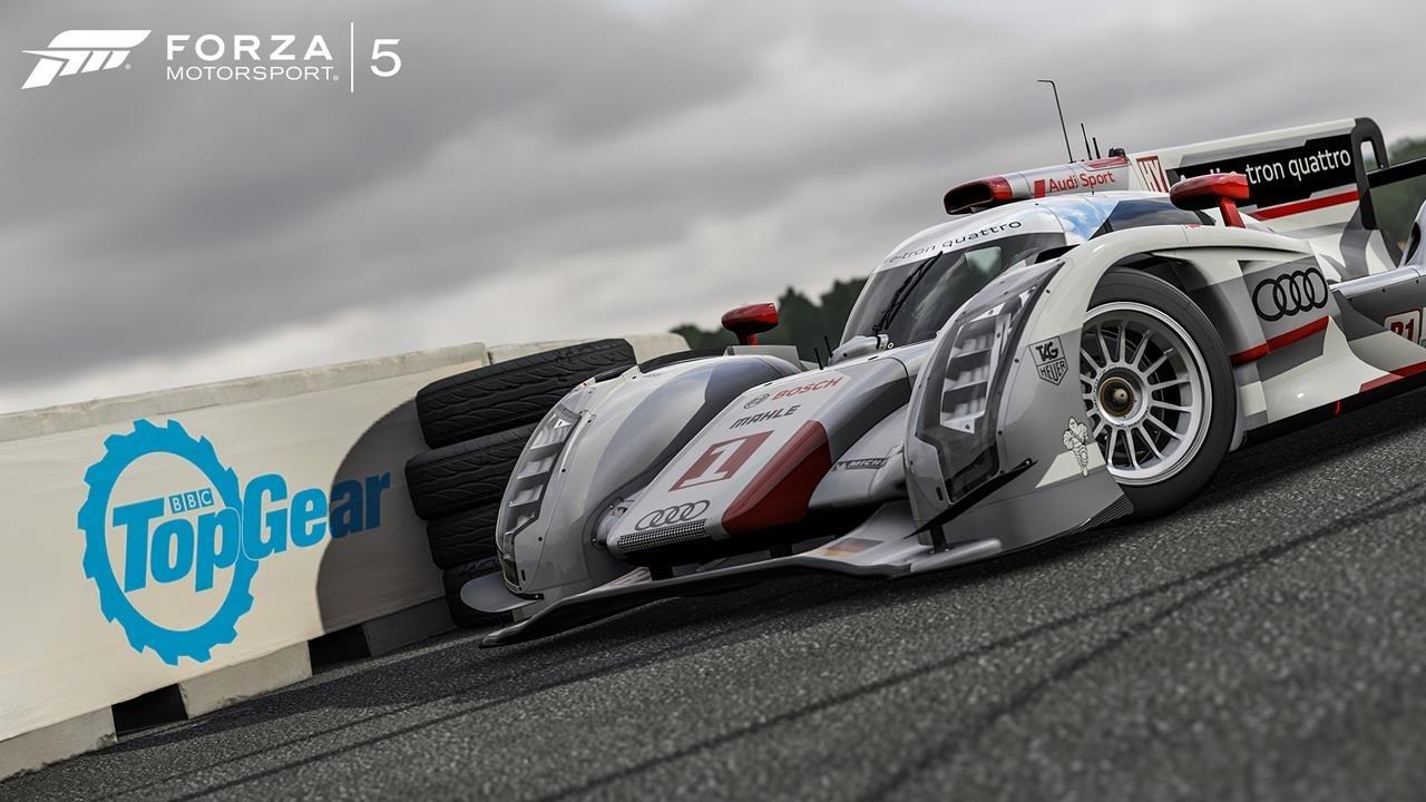 Obrázky z Top Gear trati ve Forze 5 89120