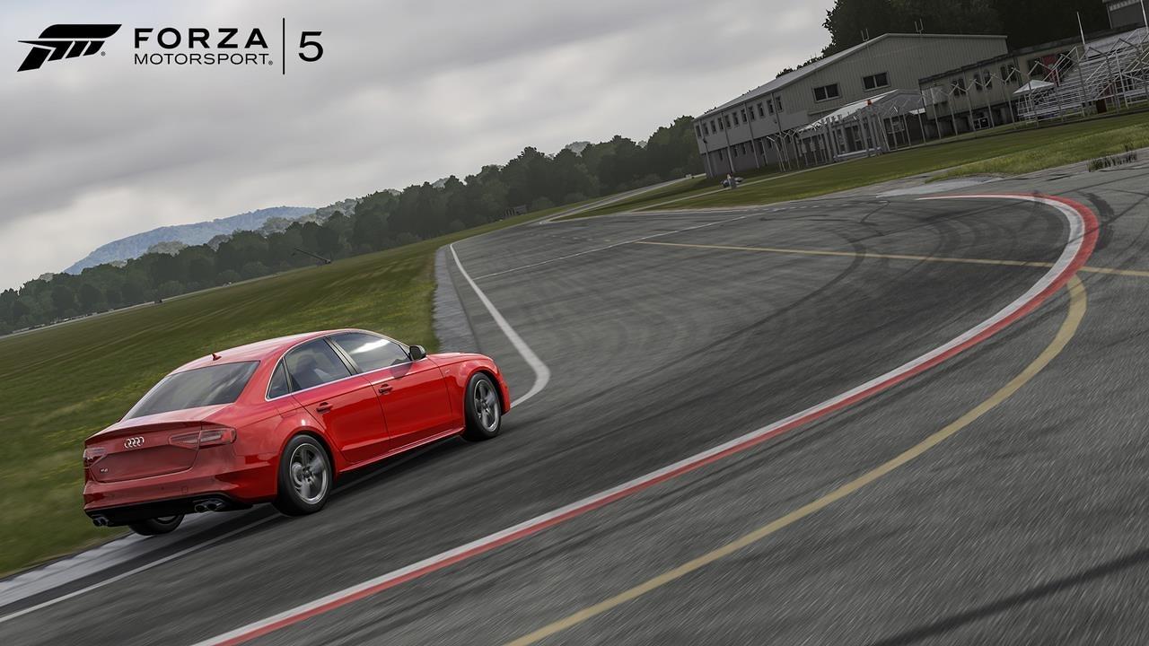 Obrázky z Top Gear trati ve Forze 5 89121