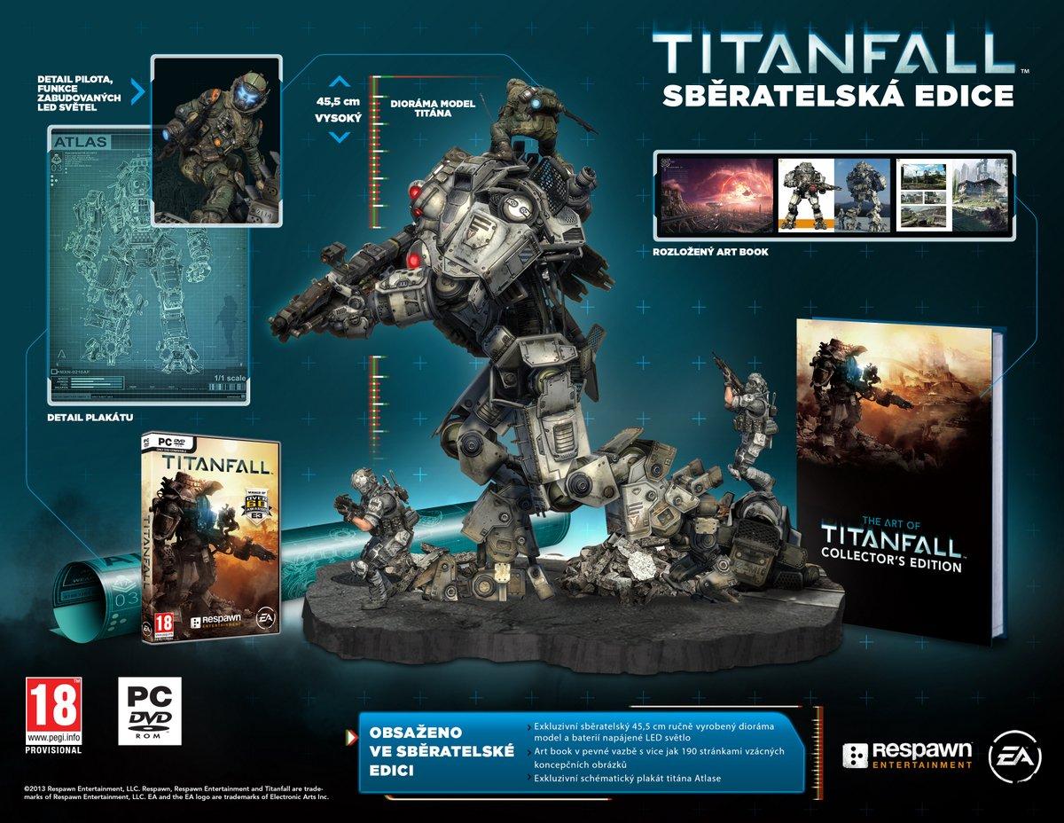 Titanfall odhalil obal sběratelské edice 89131
