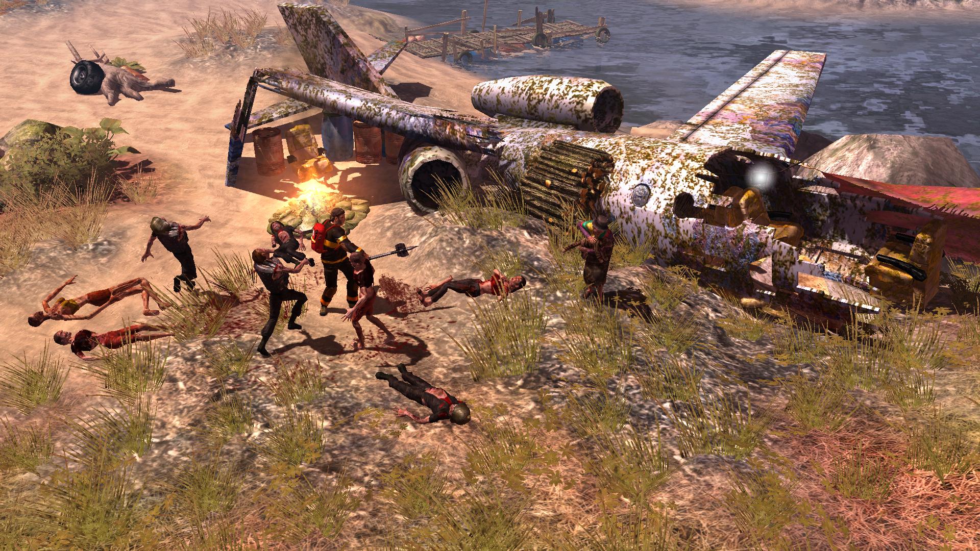 Vyšla survival akce se zombíky How to Survive 89150