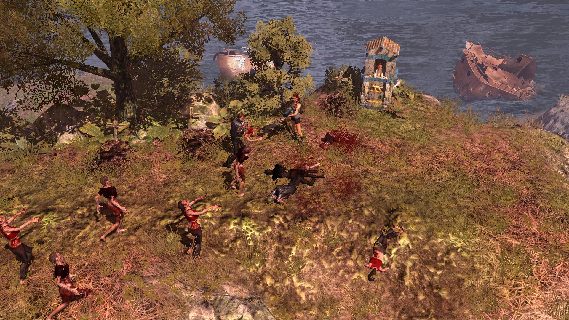 Vyšla survival akce se zombíky How to Survive 89153