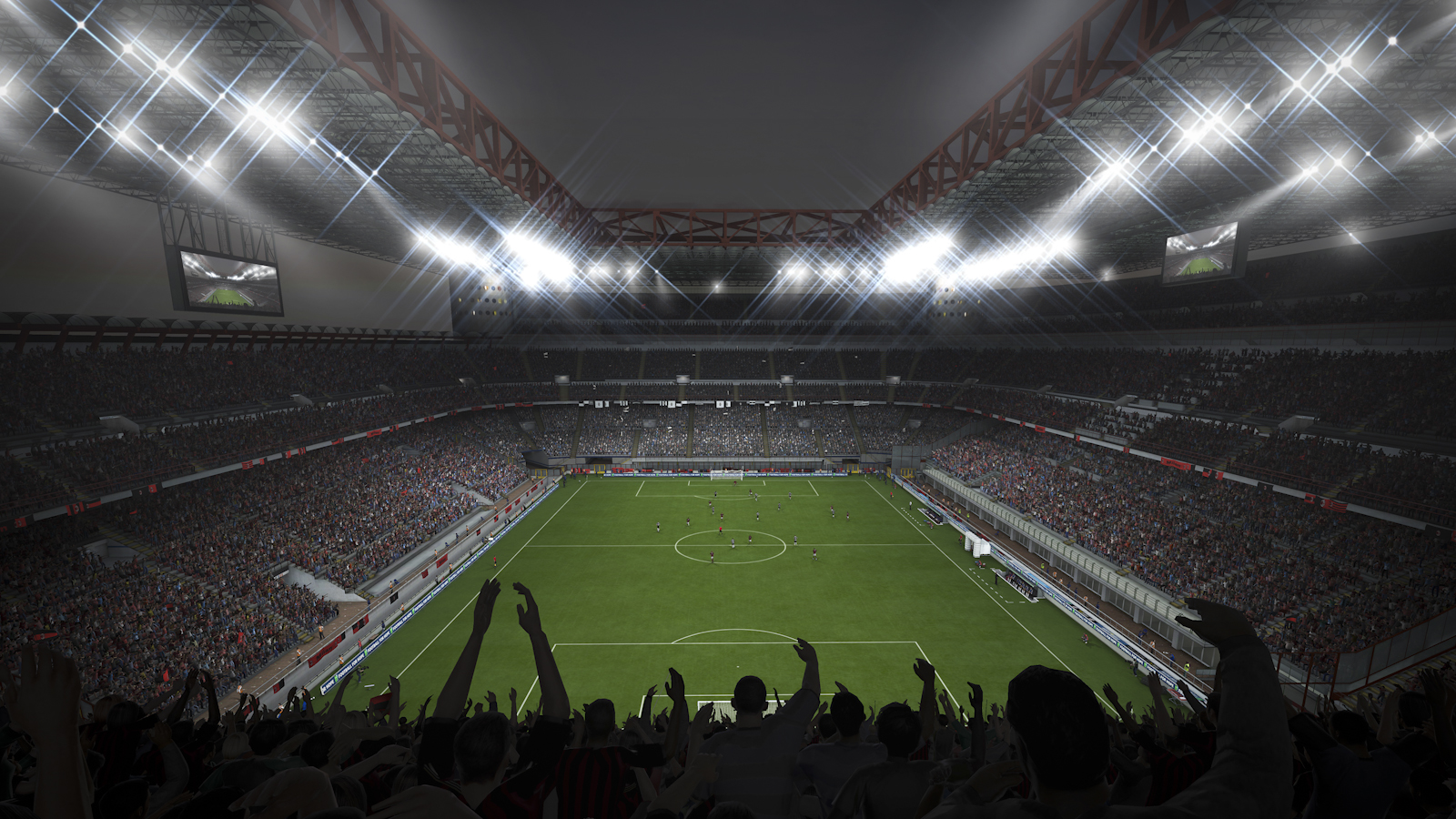 Obrázky z next-gen verze FIFA 14 ukazují FUT Legends a vymazlenější grafiku 89199