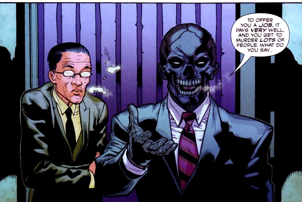 Kdo je kdo v chystaném Batman: Arkham Origins? 89225