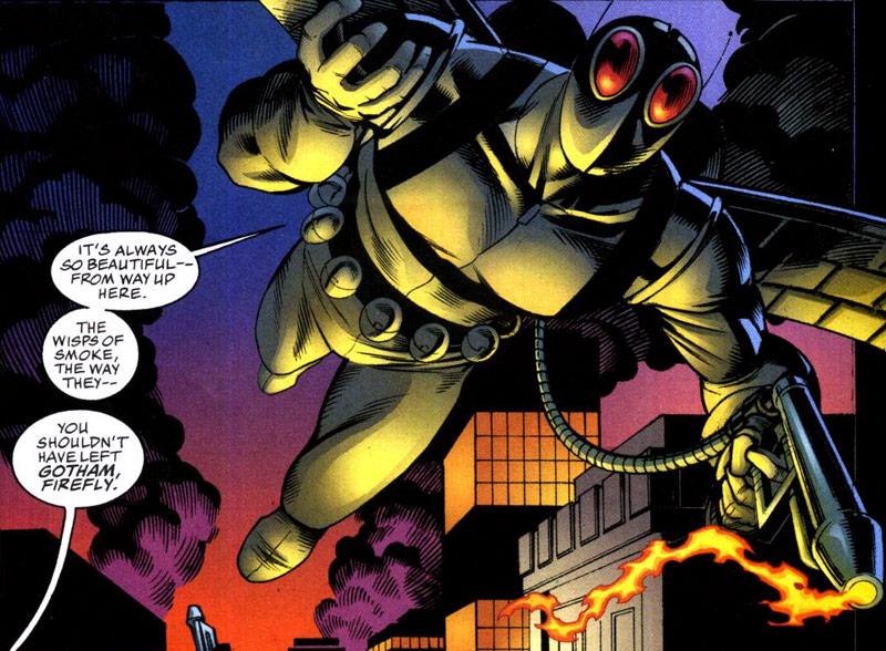 Kdo je kdo v chystaném Batman: Arkham Origins? 89233
