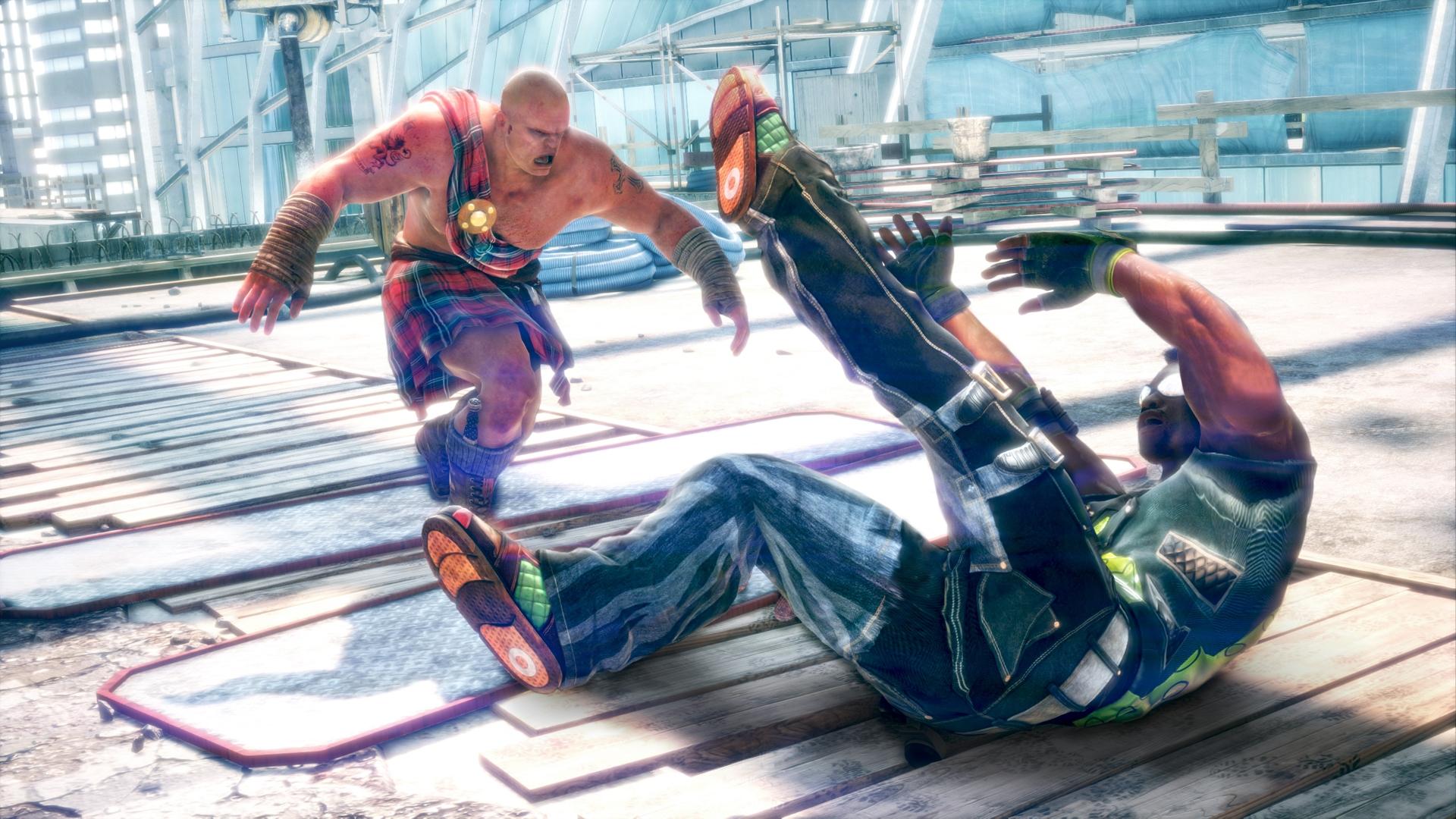 Next-gen bojovka Fighter Within v gameplay traileru zaujme 89243