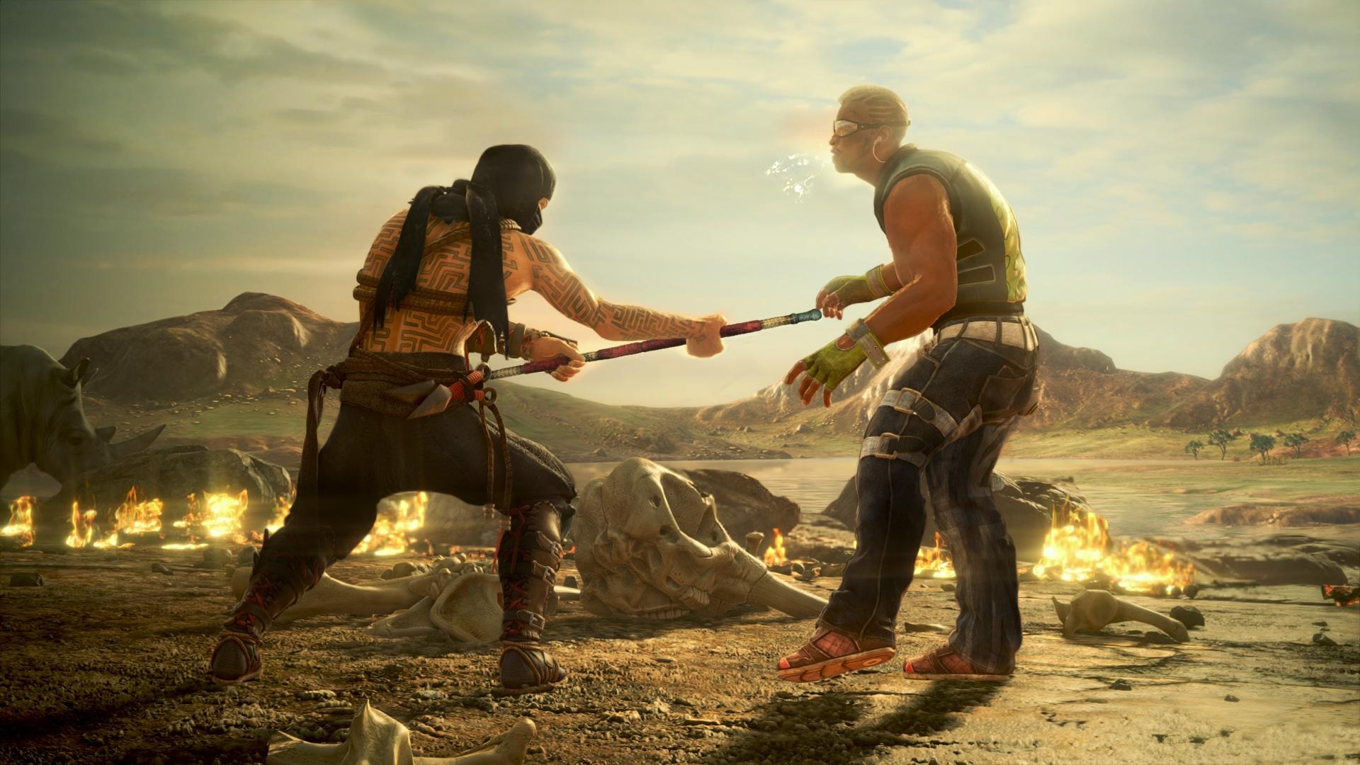 Next-gen bojovka Fighter Within v gameplay traileru zaujme 89246