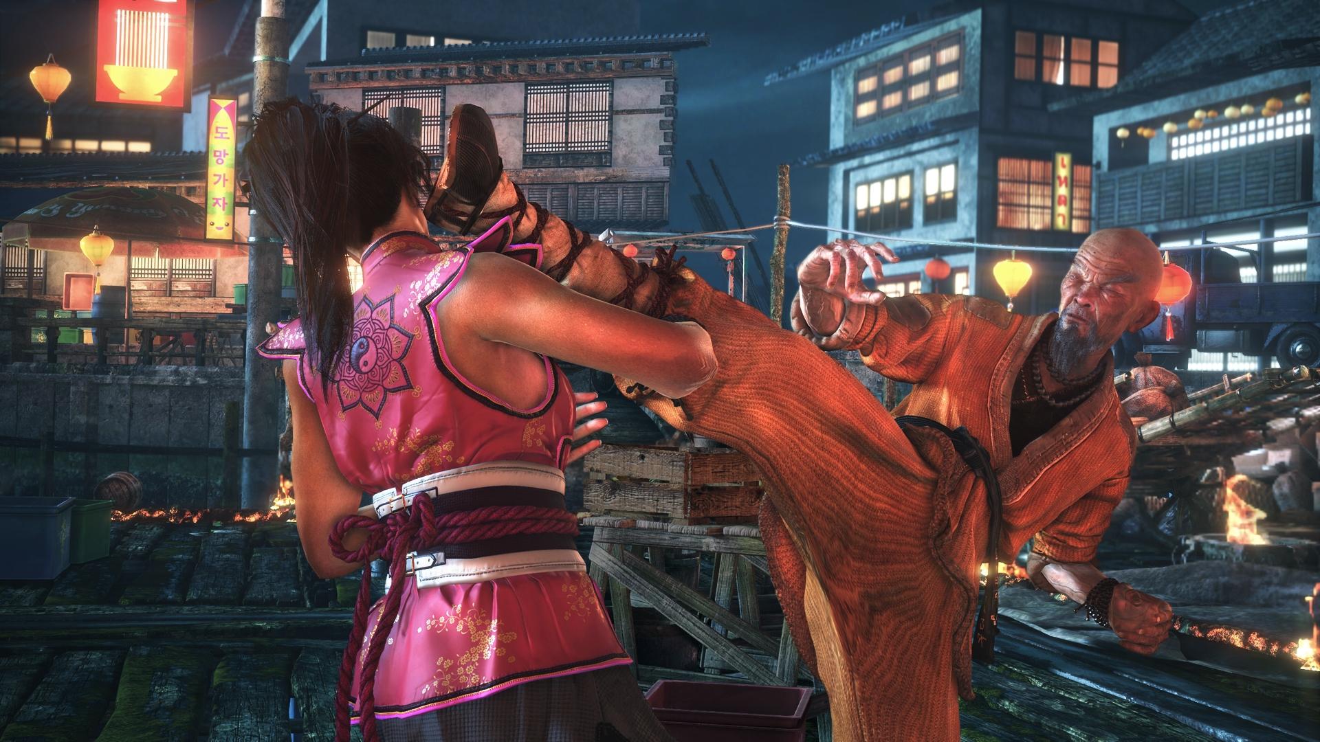 Next-gen bojovka Fighter Within v gameplay traileru zaujme 89247