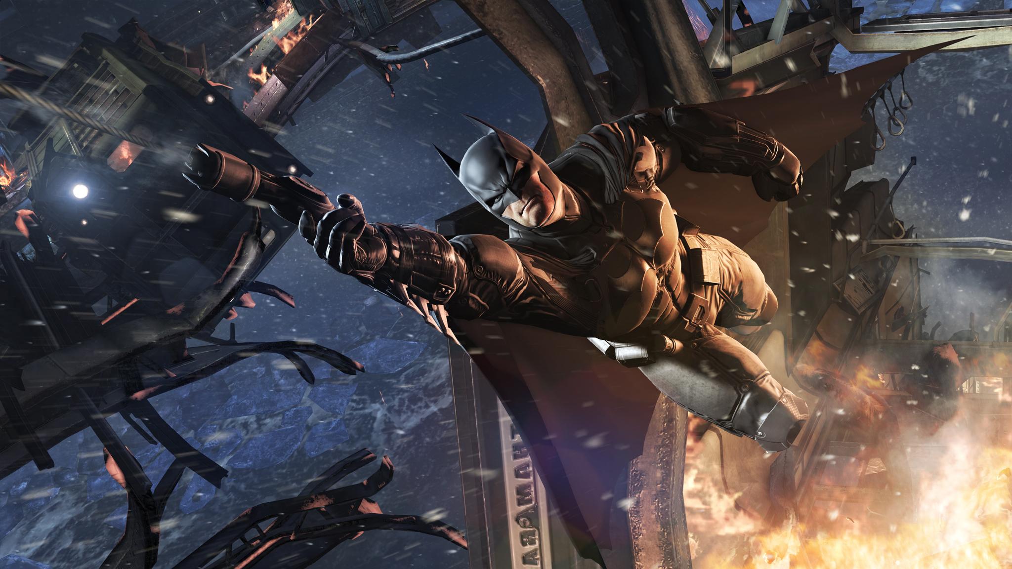 Batman: Arkham Origins – Je to pták? Je to letadlo? Je to… netopýr 89286