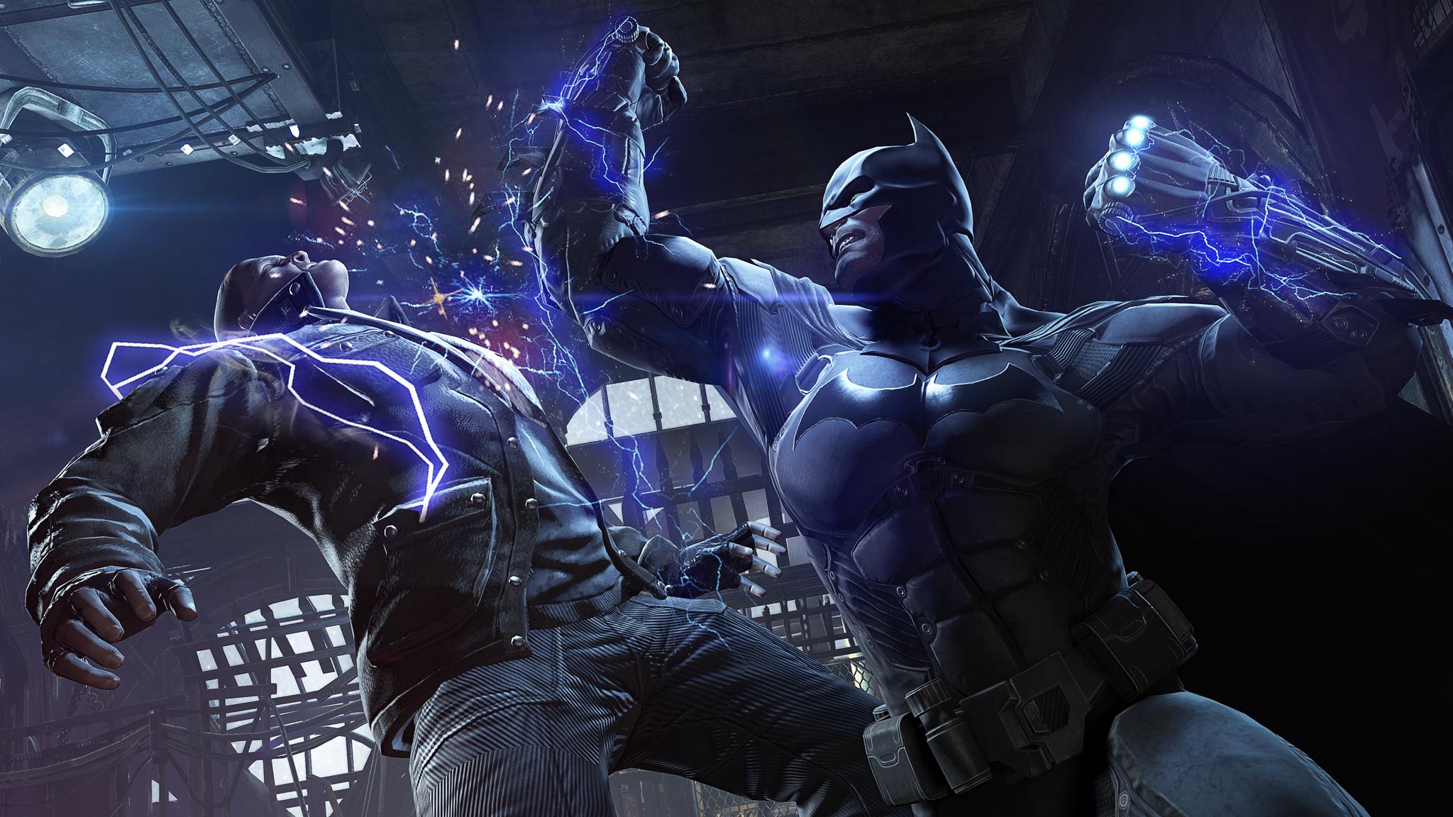 Batman: Arkham Origins – Je to pták? Je to letadlo? Je to… netopýr 89287