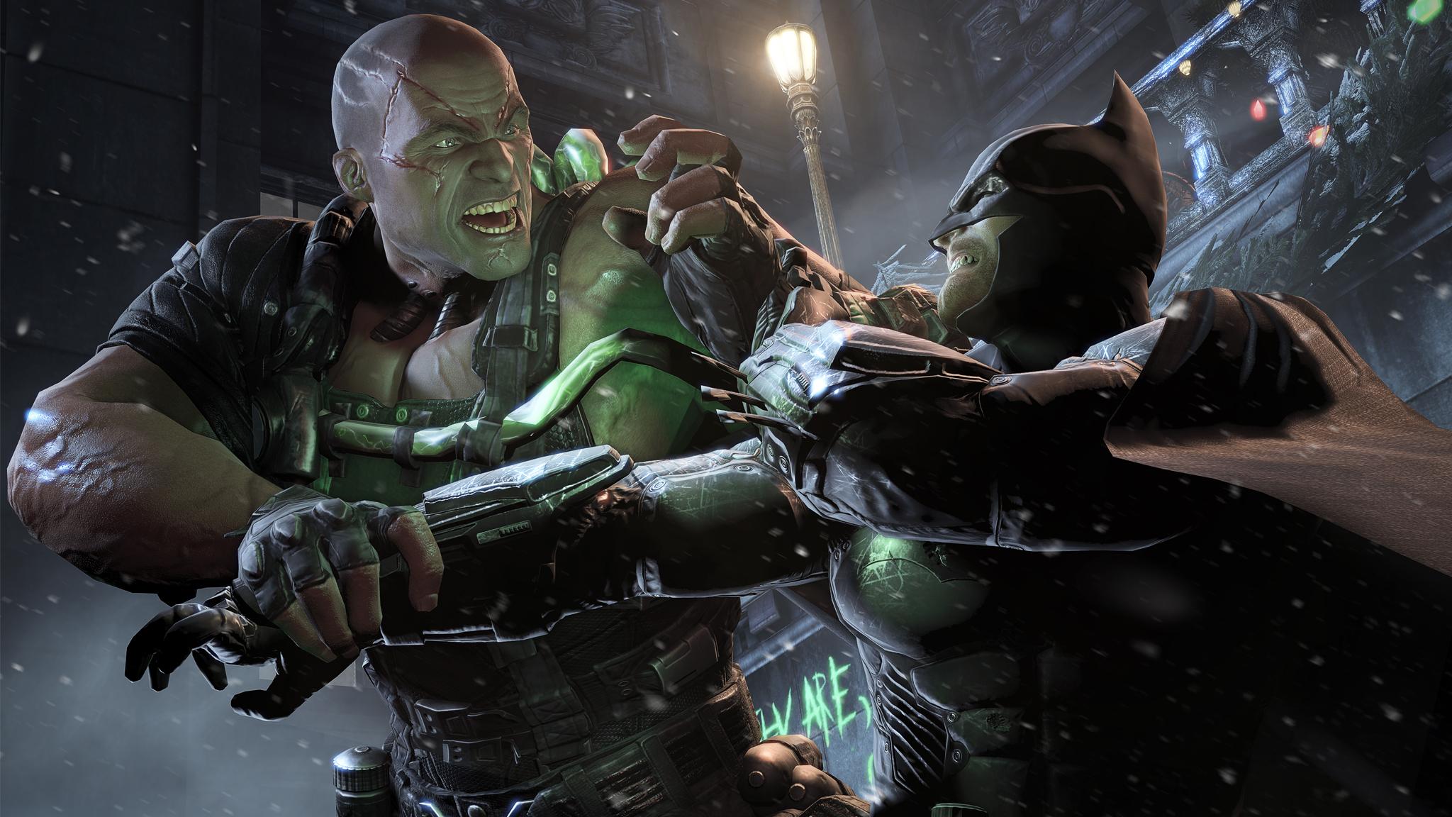 Mrkněte na nové screenshoty z Batman: Arkham Origins 89290