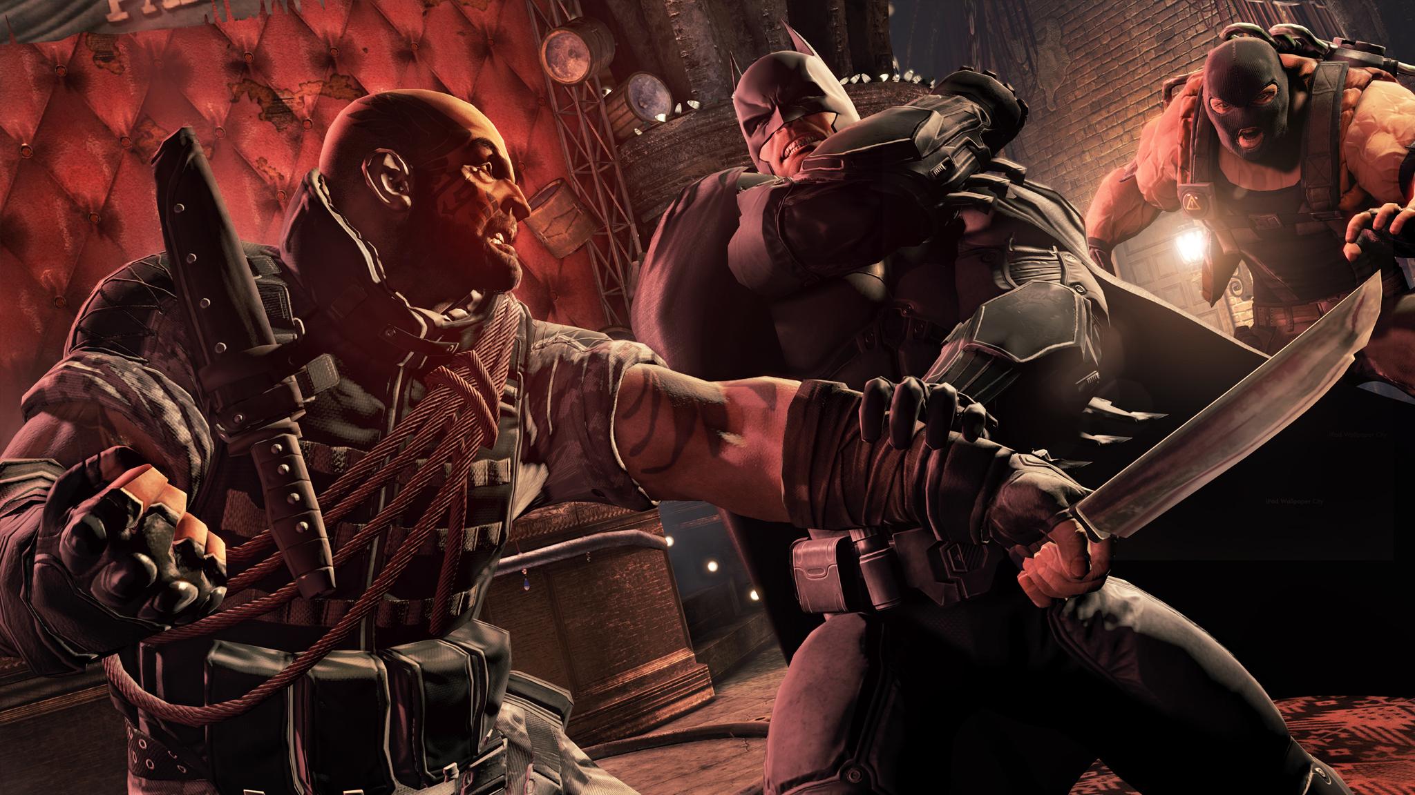 Mrkněte na nové screenshoty z Batman: Arkham Origins 89292