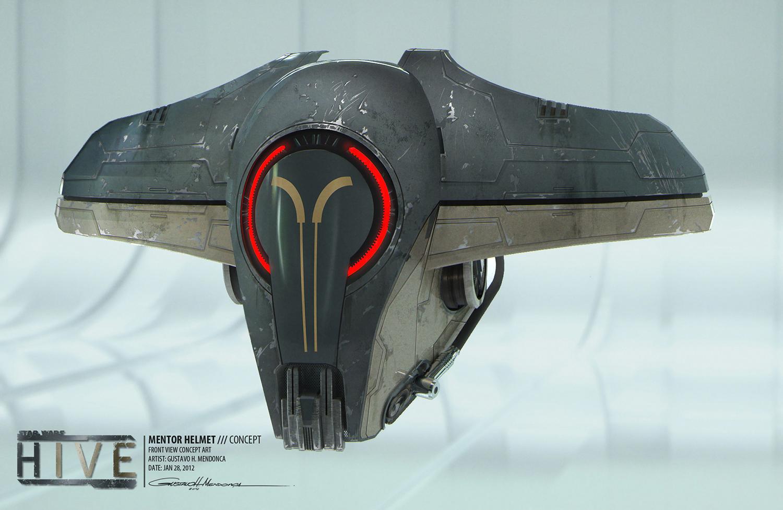 Artworky ze zrušeného Star Wars 1313 89324