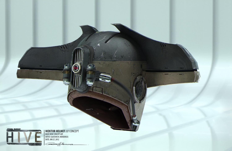 Artworky ze zrušeného Star Wars 1313 89325