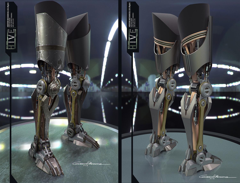 Artworky ze zrušeného Star Wars 1313 89326