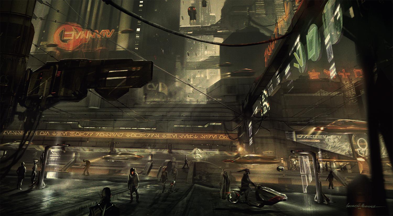 Artworky ze zrušeného Star Wars 1313 89329
