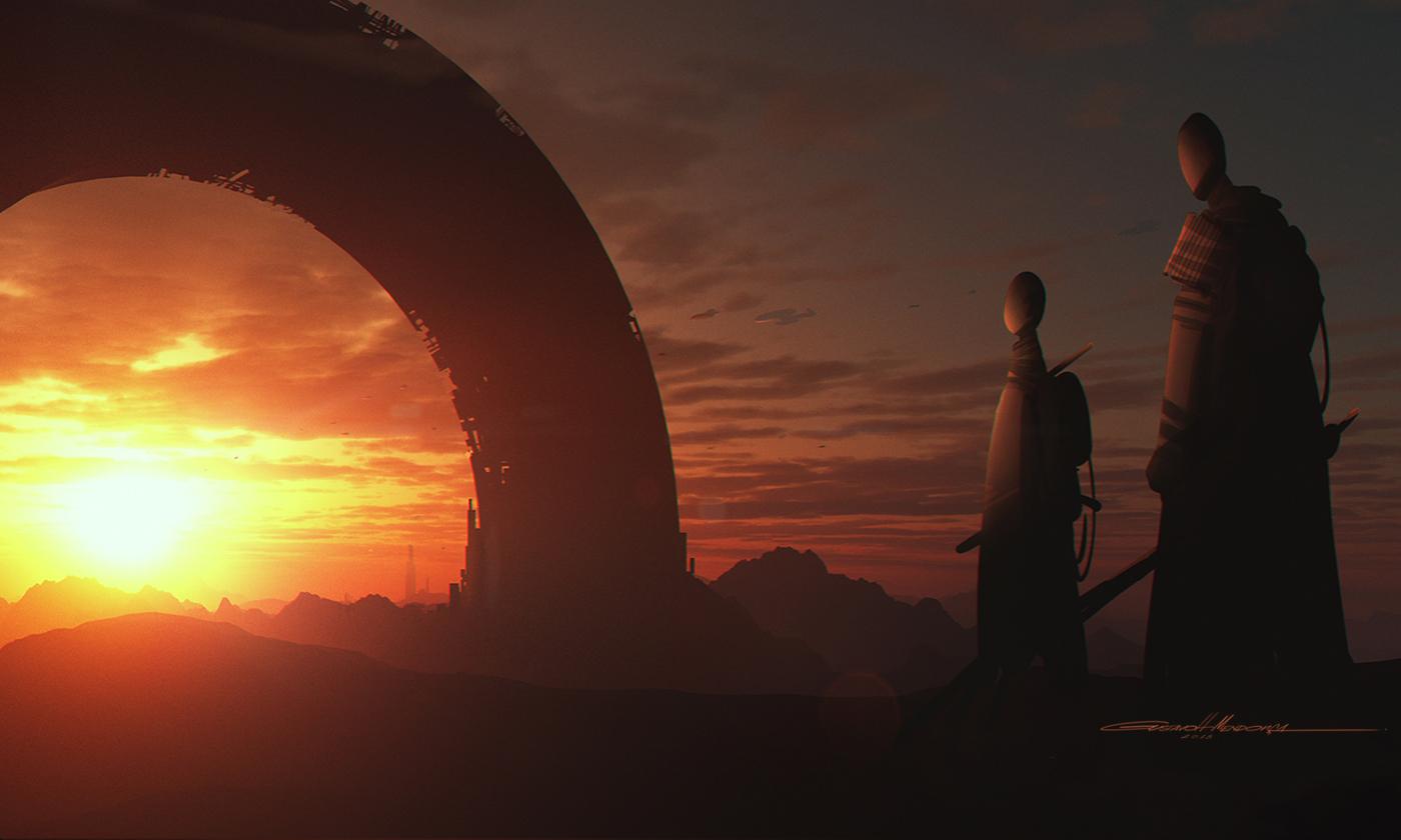 Artworky ze zrušeného Star Wars 1313 89336
