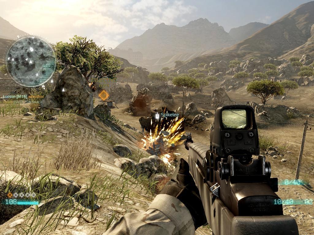 Medal of Honor – dojmy z multiplayeru 8935