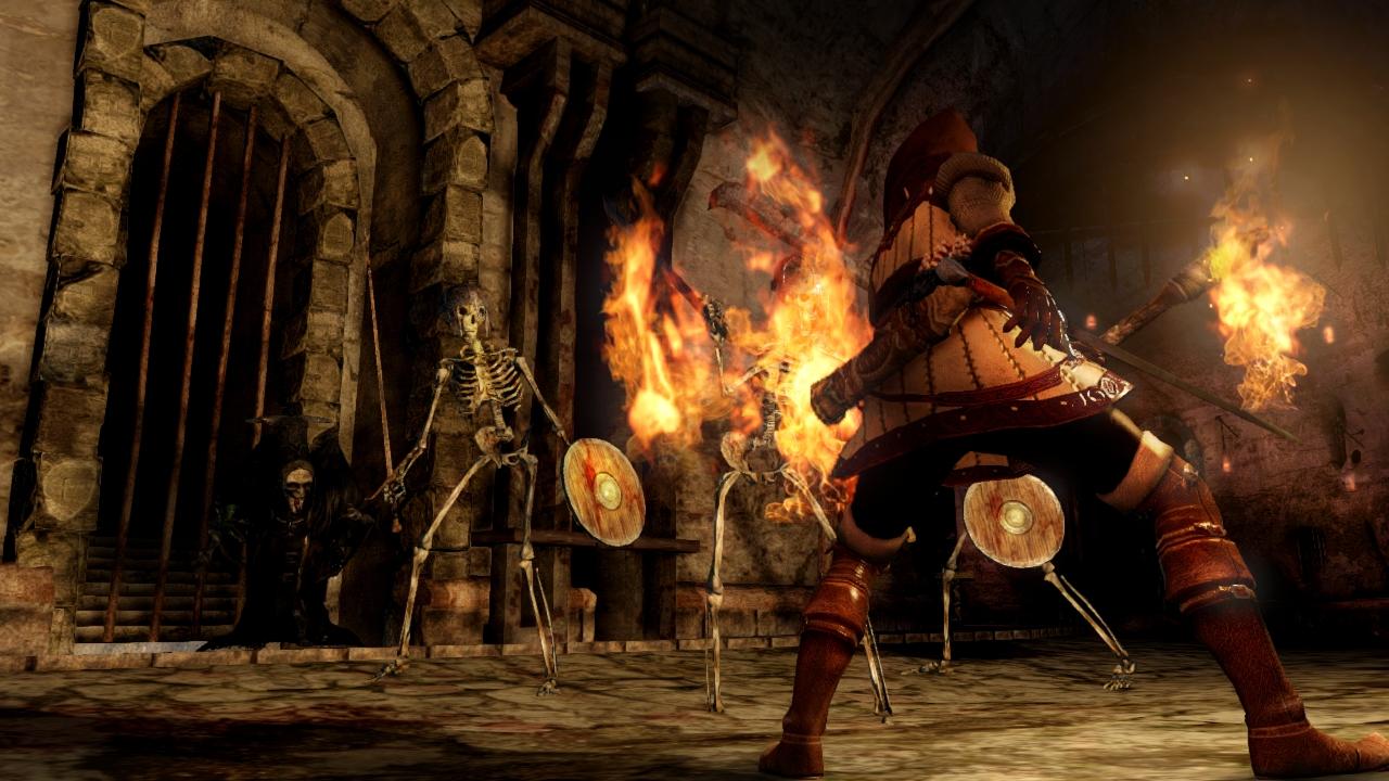 Nové obrázky z Dark Souls 2 89388