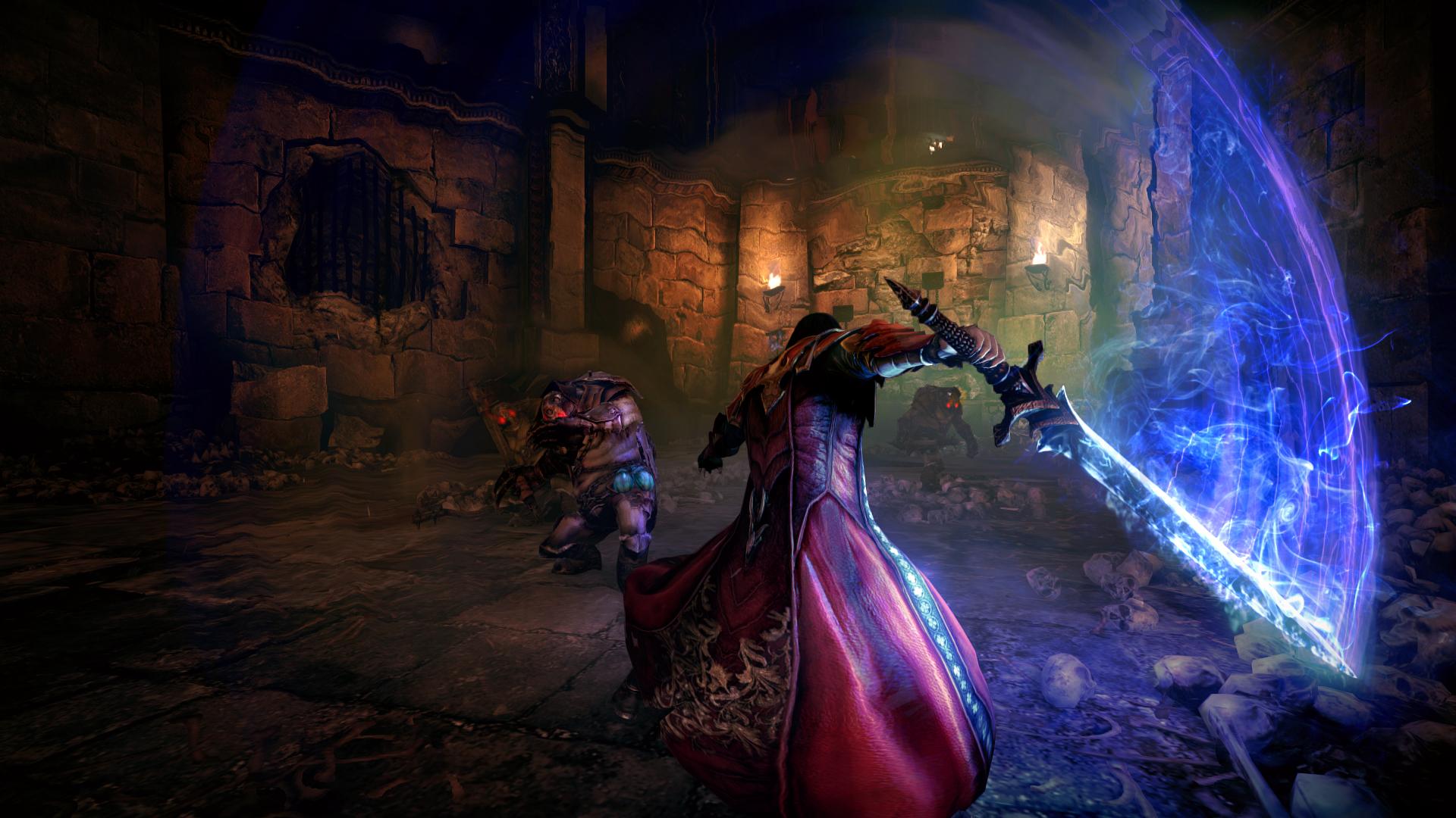 Castlevania: Lords of Shadow 2 – s Drákulou potřetí a naposledy 89437