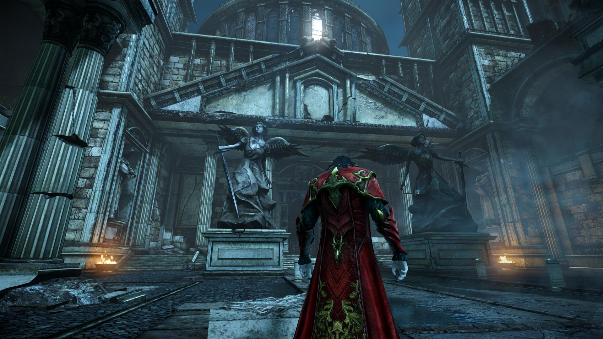 Castlevania: Lords of Shadow 2 – s Drákulou potřetí a naposledy 89440
