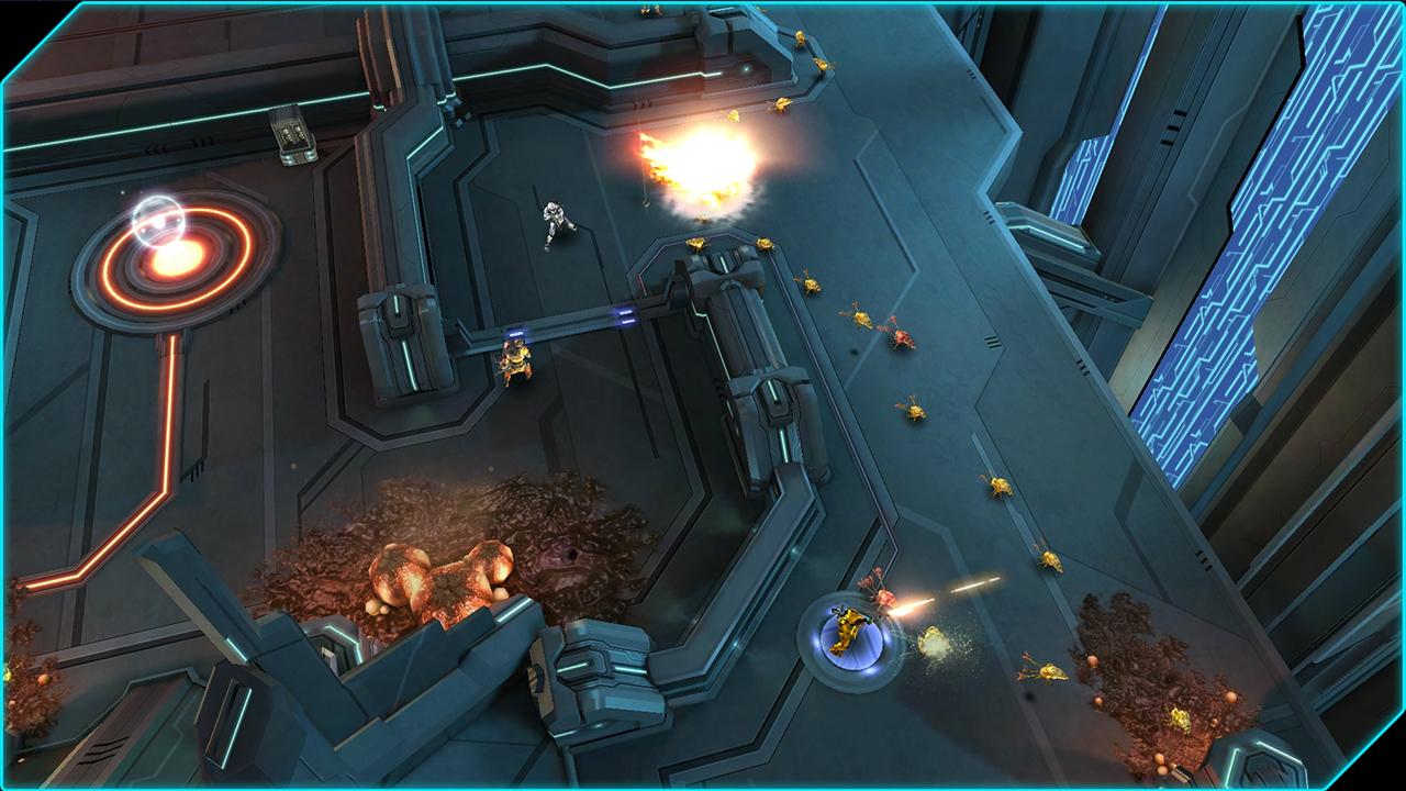 Obrázky z Xbox verze Halo: Spartan Assault 89521