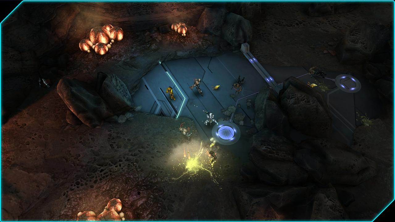 Obrázky z Xbox verze Halo: Spartan Assault 89522