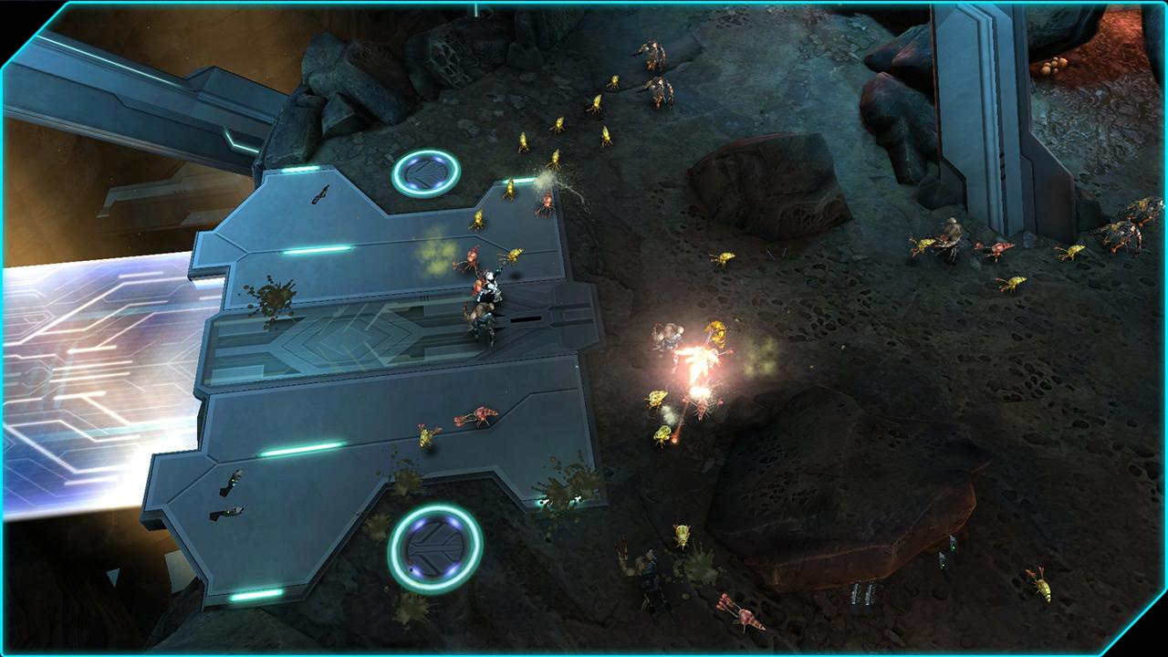 Obrázky z Xbox verze Halo: Spartan Assault 89523