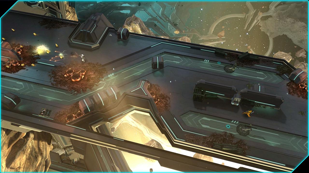 Obrázky z Xbox verze Halo: Spartan Assault 89524