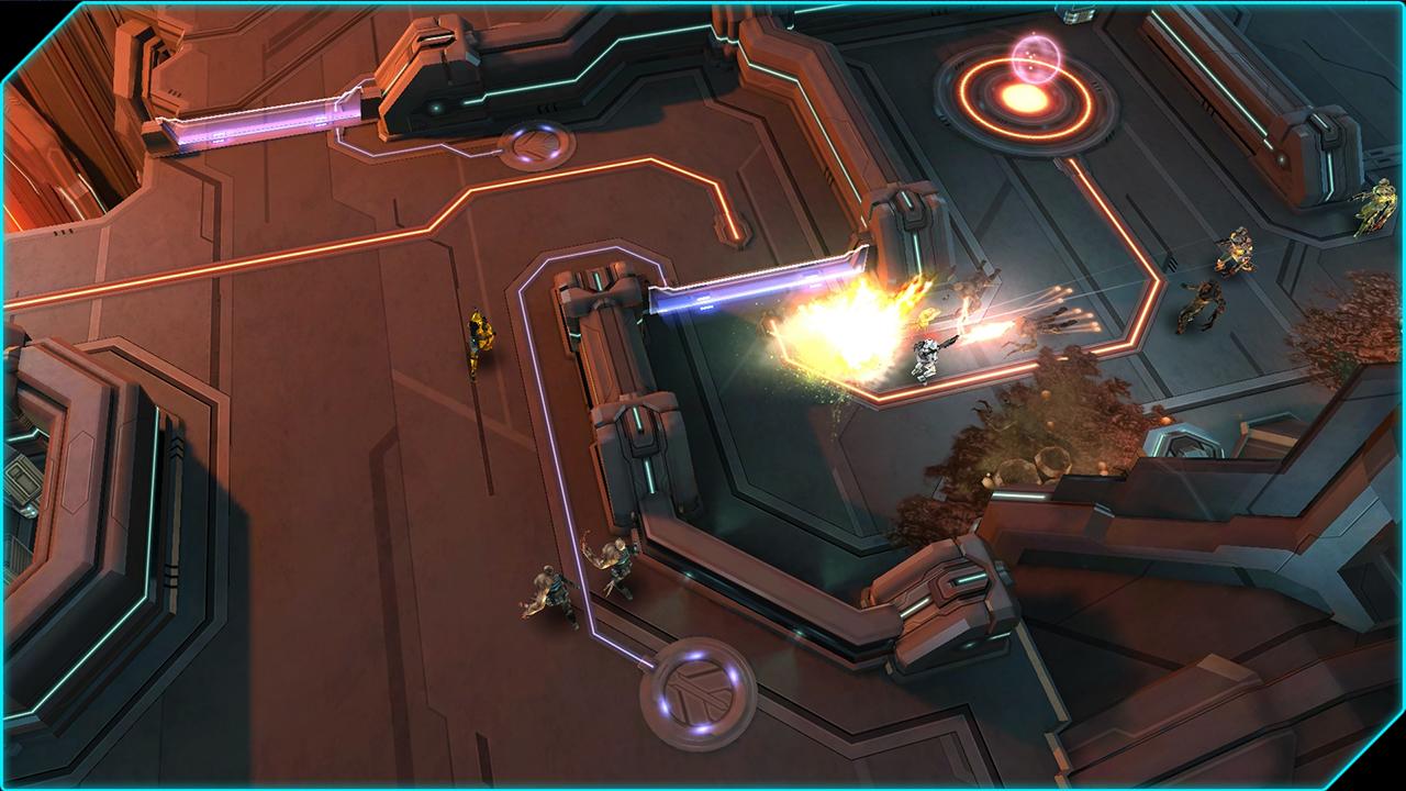 Obrázky z Xbox verze Halo: Spartan Assault 89525